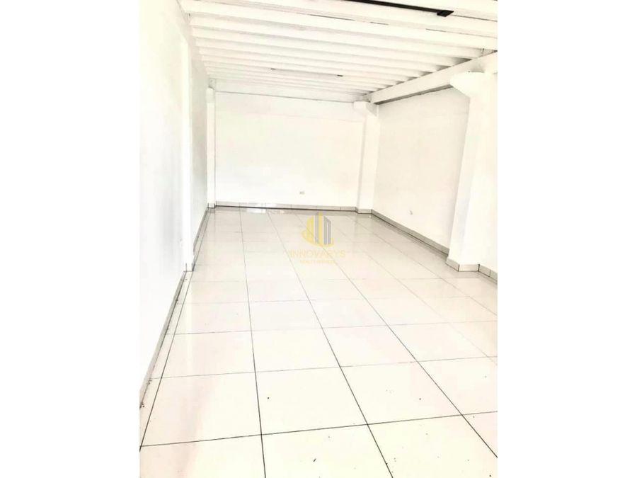 alquiler local de 45m2 en escazu centro
