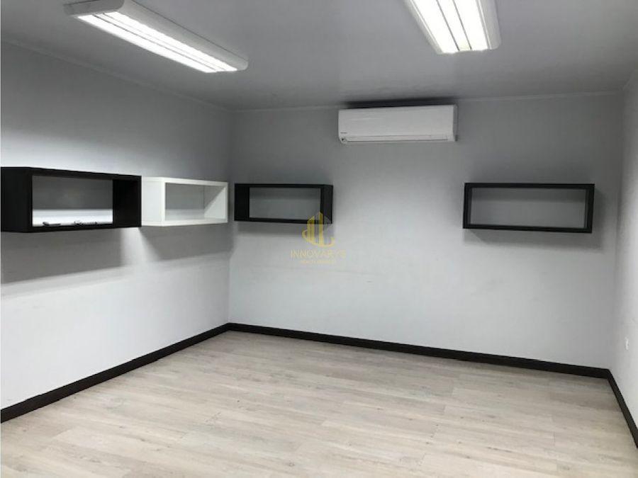 bodega 300 m2 con oficina en alquiler santa ana