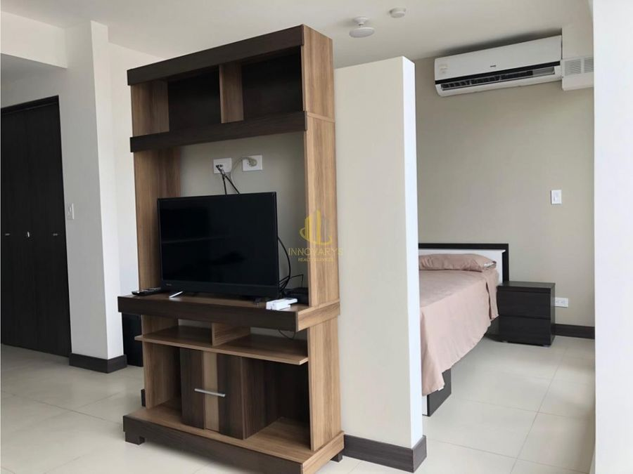 apartamento tipo estudio en venta para inversion u nunciatura