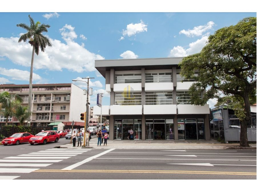 alquiler de local comercial de 83 m2 en paseo colon san jose