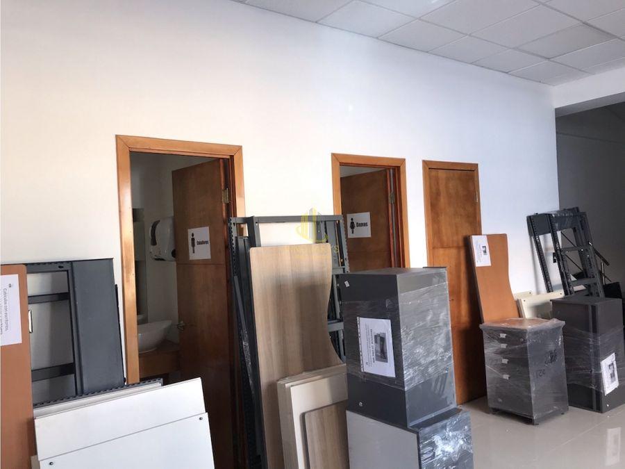 alquiler local 135 m2 con mezzanine esquinero guachipelin