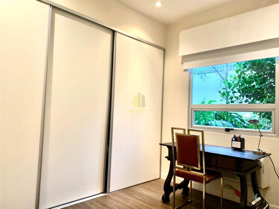 alquiler de apto de 2 cuartos en condominio en san rafael de escazu