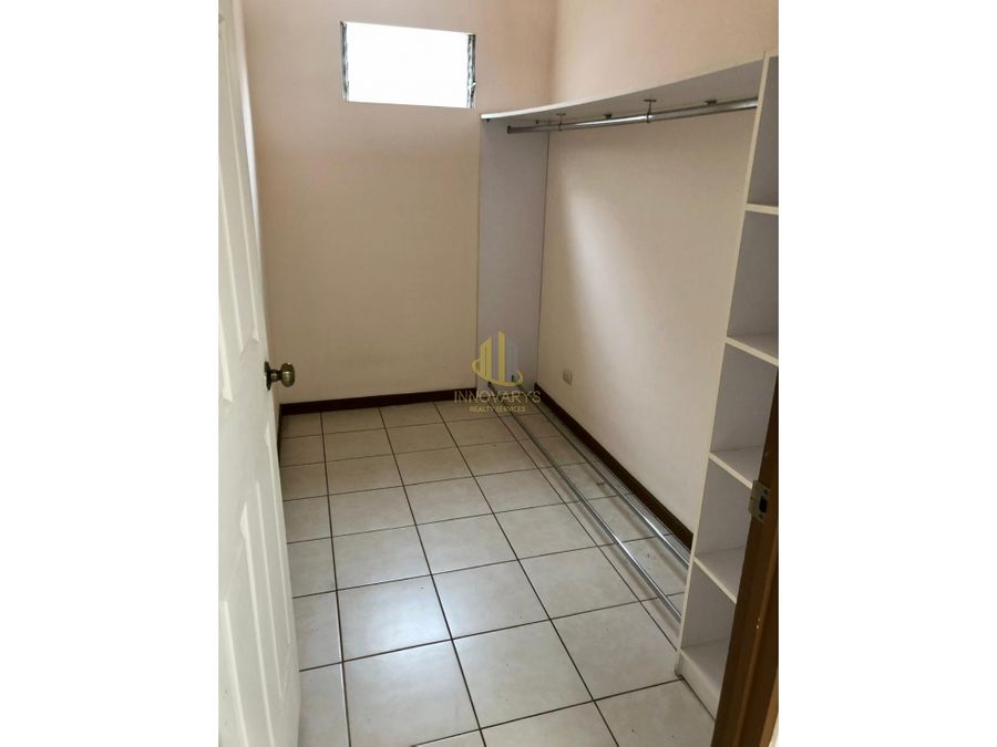 apartamento con servicios incluidos en alquiler rohrmoser