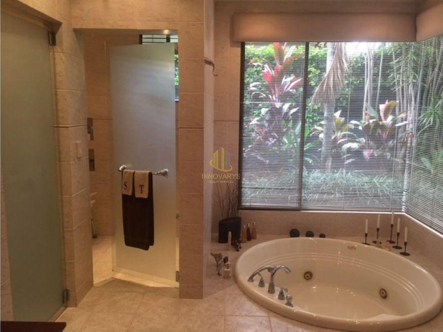alquiler de casa de 4 cuartos en bosques de lindora santa ana