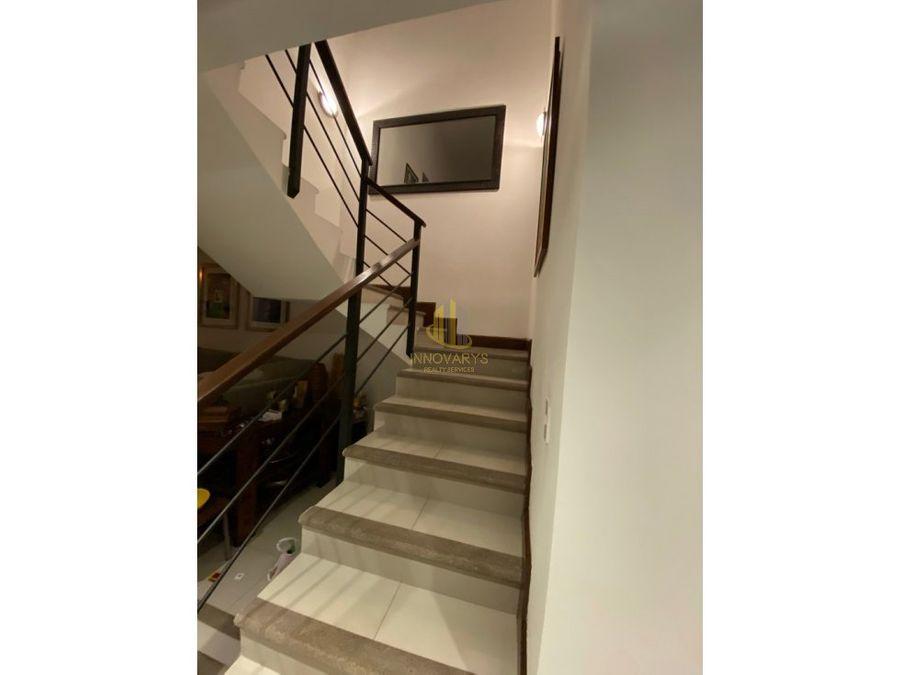 casa en condominio con excelente ubicacion pozos de santa ana
