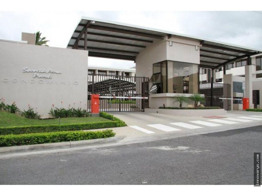 venta de apartamento para inversion alquilado santa ana park