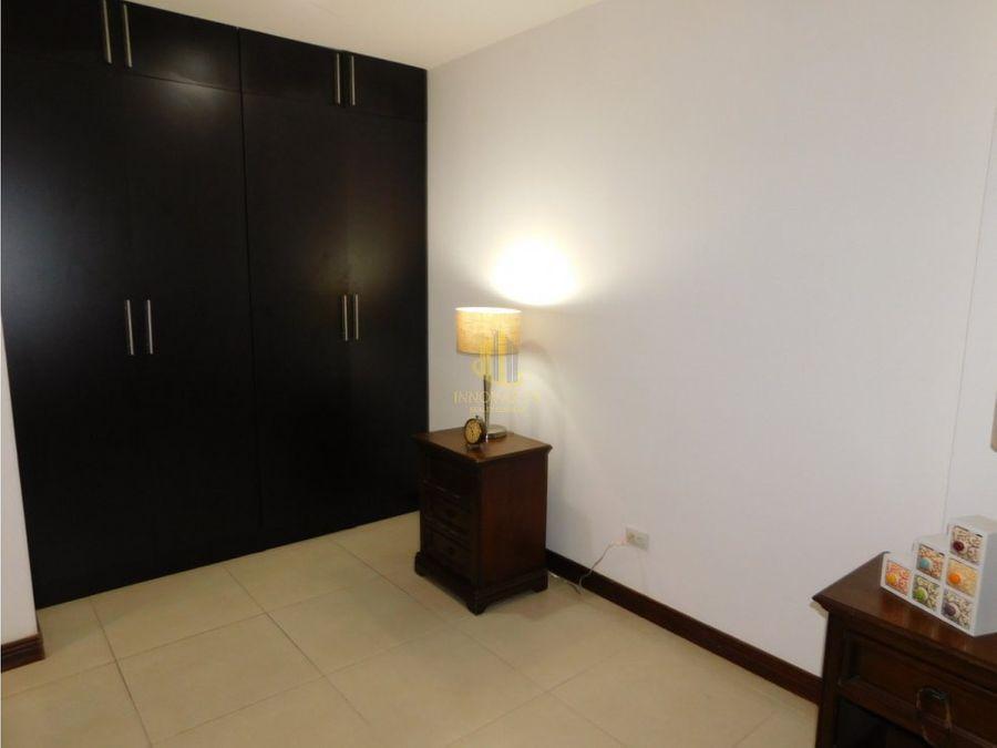 apartamento en venta en pozos santa ana