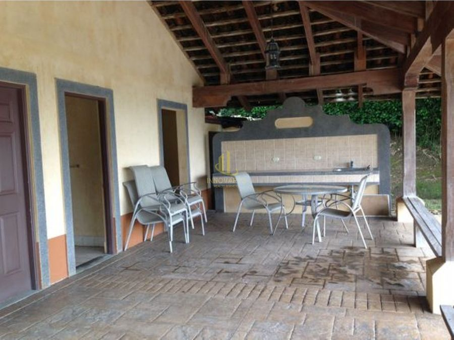 venta de apartamento en el monasterio escazu