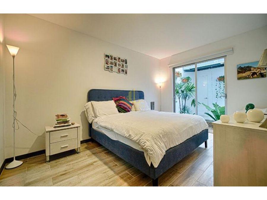 venta moderno apto de 2 cuartos en sn antonio escazu