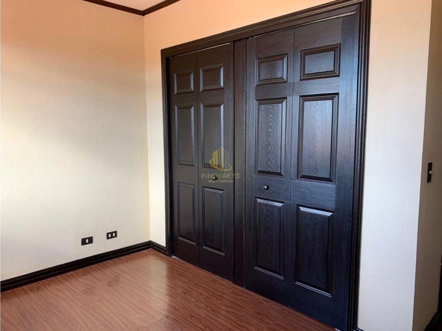 venta de casa en condominio en belen