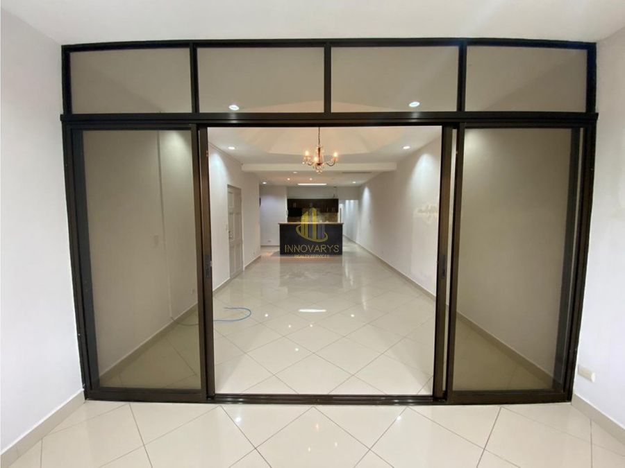 alquiler apartamento de 3 cuartos san rafael de escazu