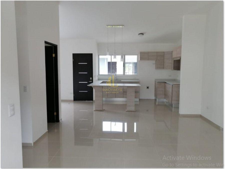 venta de apartamento de 82 m2 en pozos de santa ana