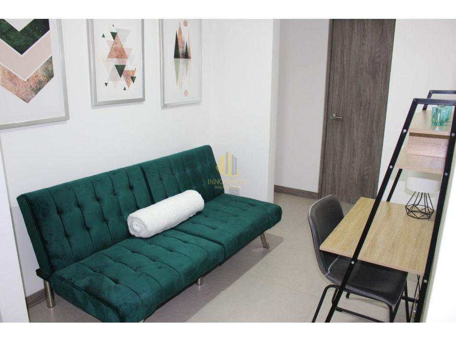 venta de apartamento de 1 cuarto en caia escazu