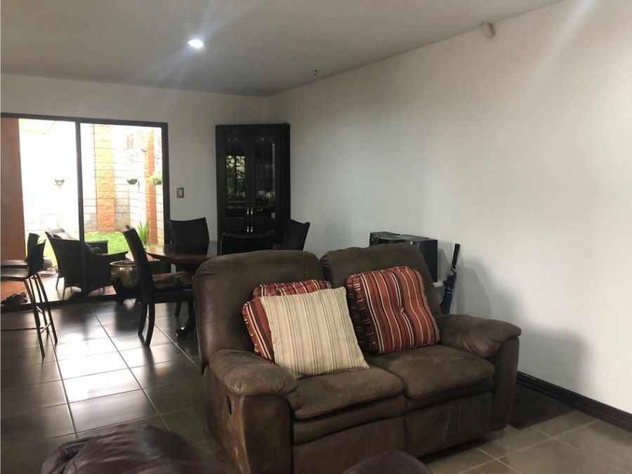 venta de casa en condominio la ribera belen