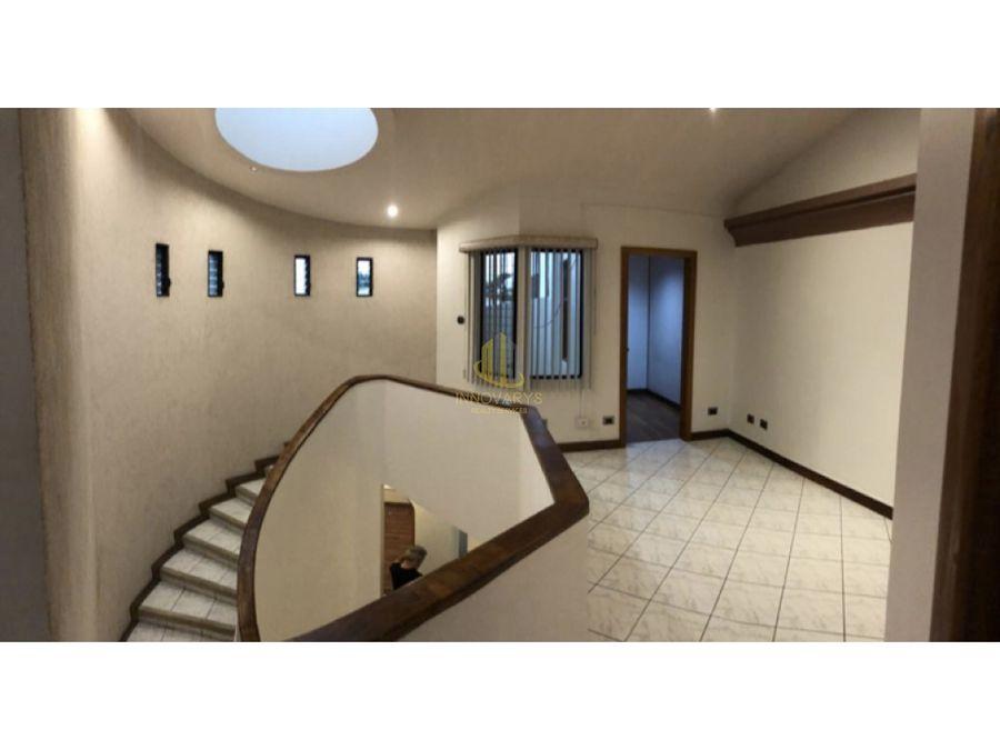 alquiler de casa con uso de suelo mixto sabana norte
