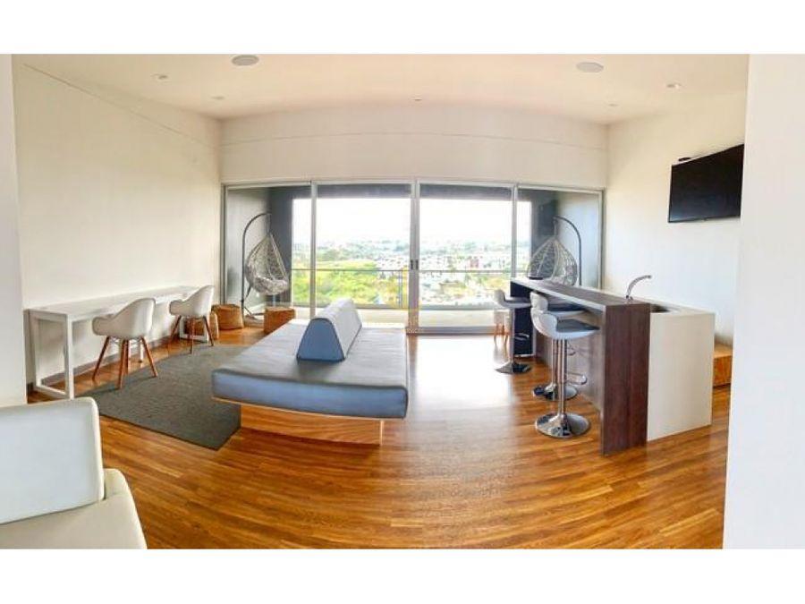 alquiler apartamento de 3 habitaciones caia bello horizonte