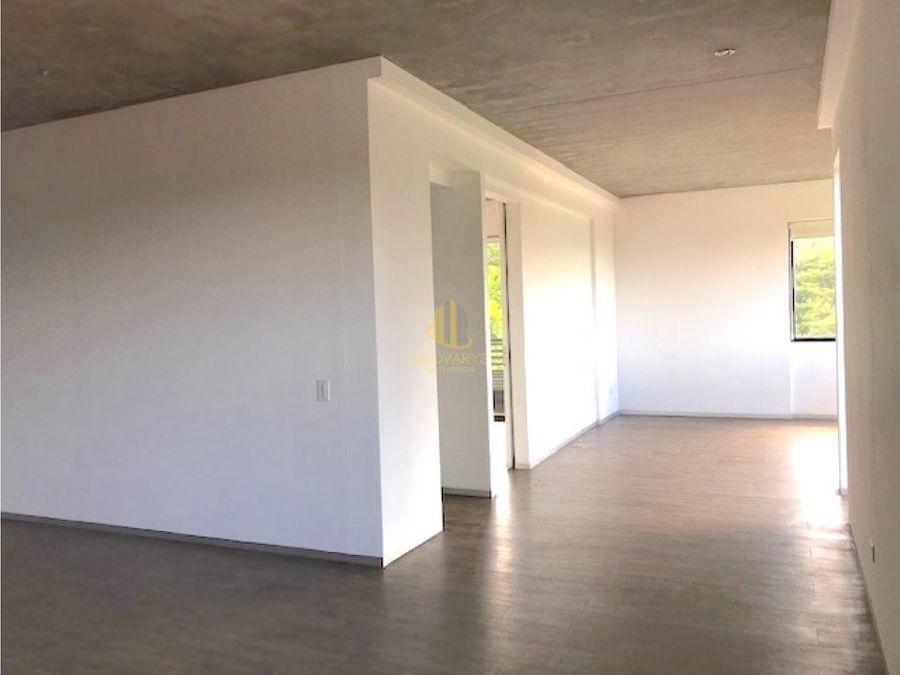 venta de apartamento con vista brasil de santa ana
