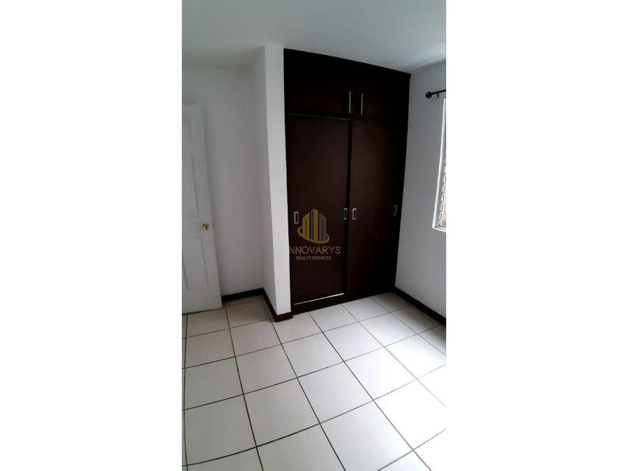 alquiler apartamento independiente 2 cuartos pozos