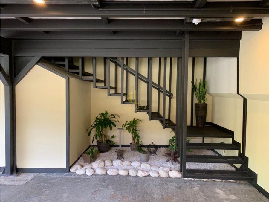 alquiler de apartamento estudio en escazu bello horizonte