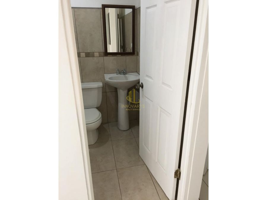 alquiler de apartamento de 2 cuartos en belen
