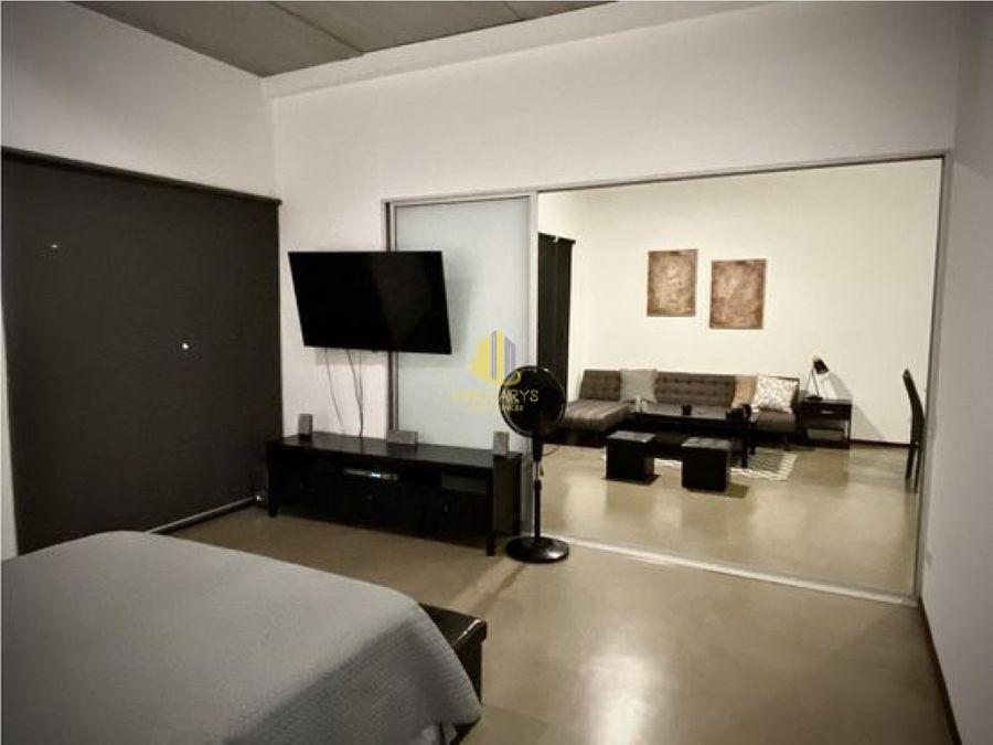 alquiler apartamento amueblado brasil santa ana