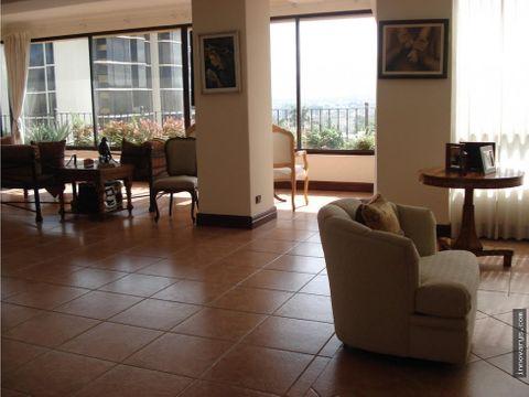 venta de apartamento en torre jaboncillos escazu
