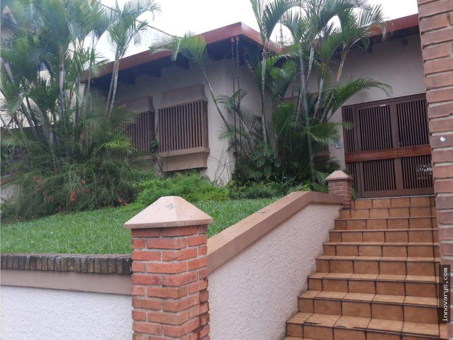 alquiler venta casa independiente rohrmoser