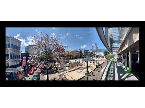local 349 m2 con terraza en alquiler en san jose centro con vista