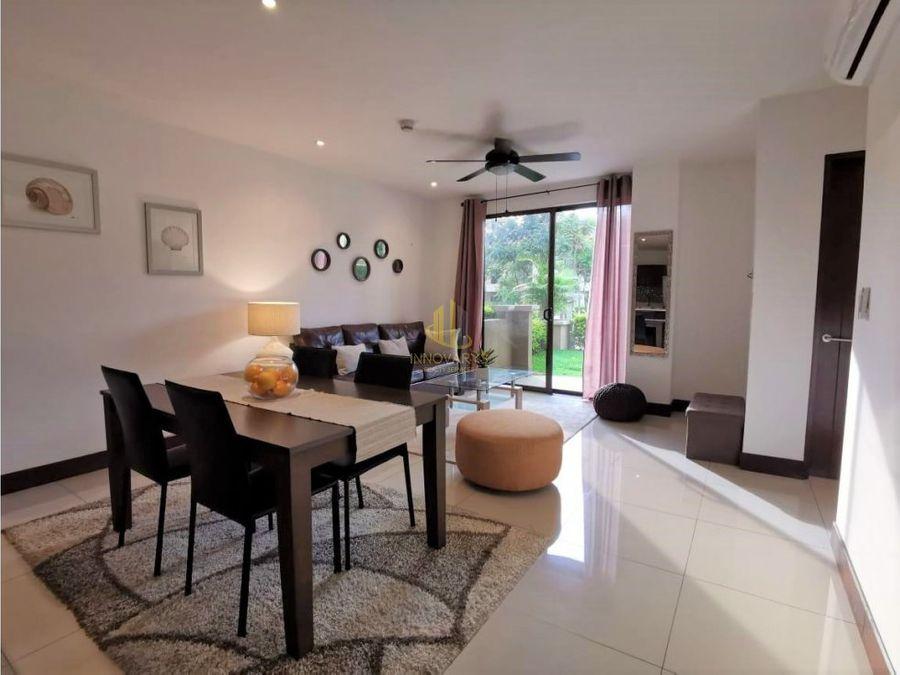apartamento amueblado en alquiler en santa ana