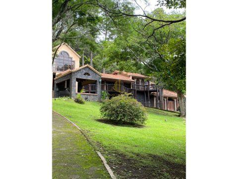 casa en condominio a la venta guachipelin
