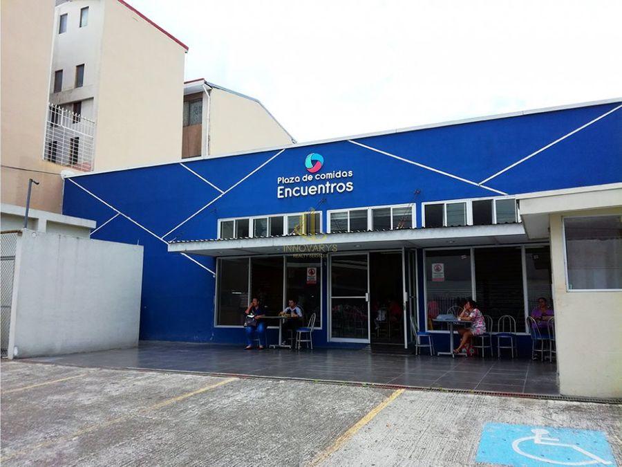 alquiler local food court frente hosp de ninos