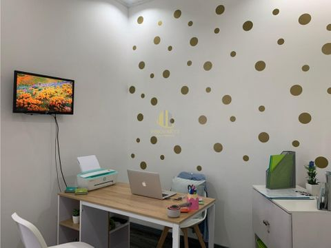 oficinacubiculo para servicios medicos en alquiler escazu