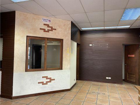 local comercial de 440 m2 en alquiler trejos montealegre