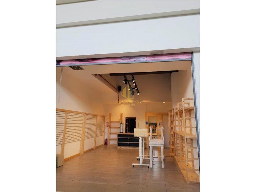 local comercial en alquiler en city mall