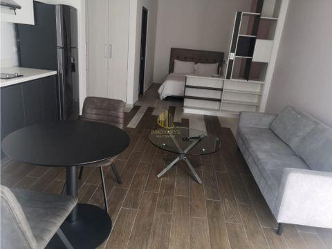 bello y nuevo apartamento tipo estudio en rohrmoser