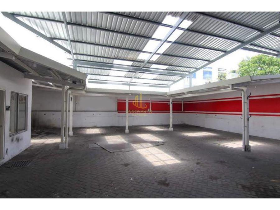 alquiler de local de 600 m2 en rohrmoser