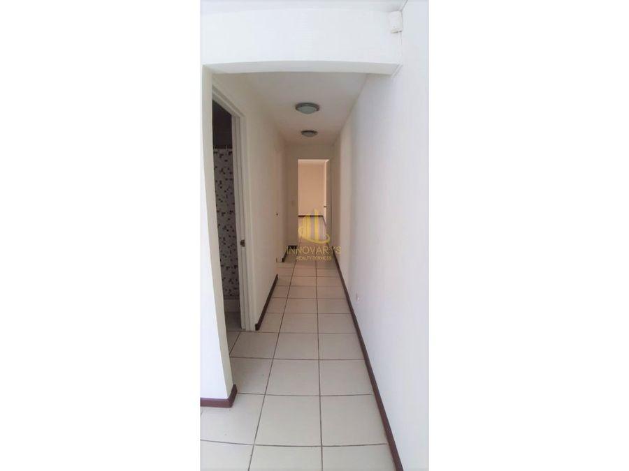 apartamento de dos dormitorios en alquiler pozos de santa ana