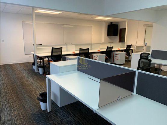 alquiler oficina amueblada en oficentro lindora