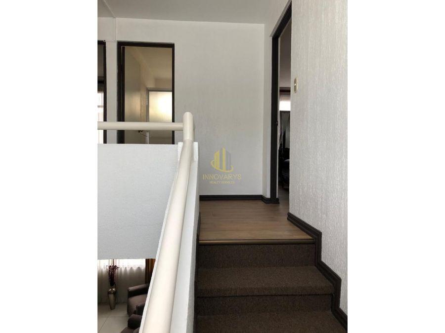 casa de 3 cuartos semiamoblada en sabana oeste