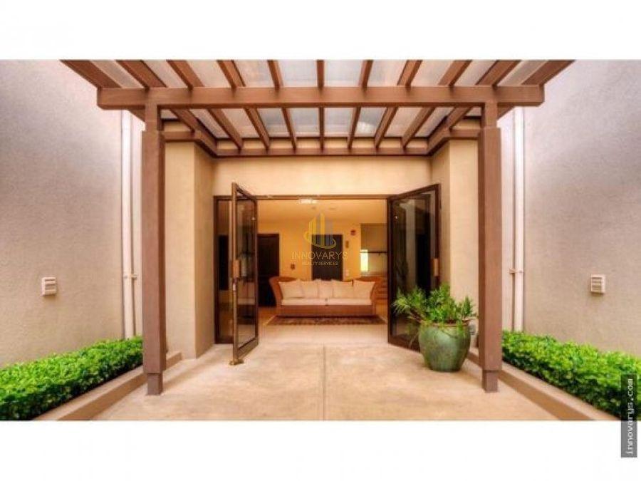 apartamento de 3 cuartos venta brasil santa ana