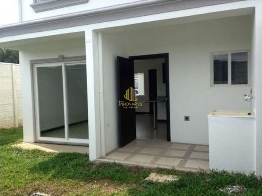 venta de condominio en natura viva para inversion la guacima