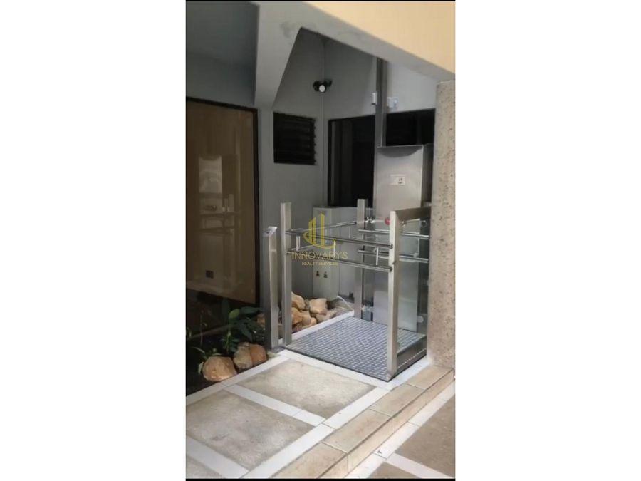 alquiler casa 3 cuartos adaptada para discapacitados rohrmoser