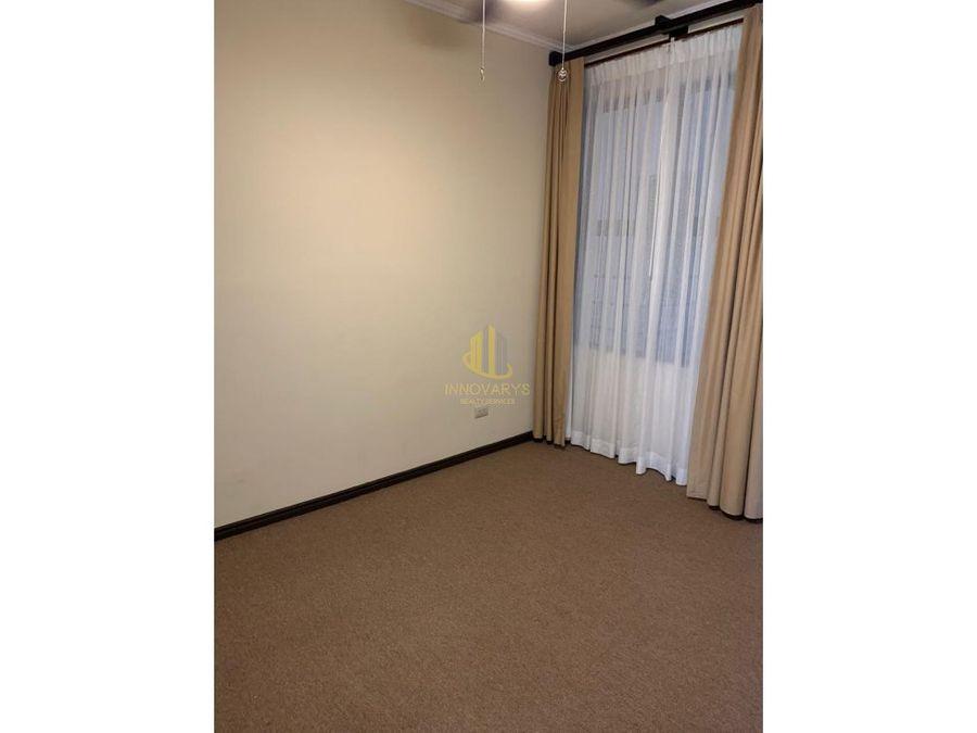 en venta apartamento en torre rohrmoser