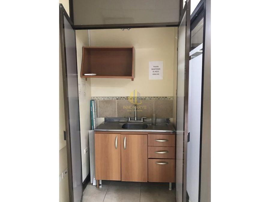 oficina de 144 m2 en spazio escazu en venta precio reducido