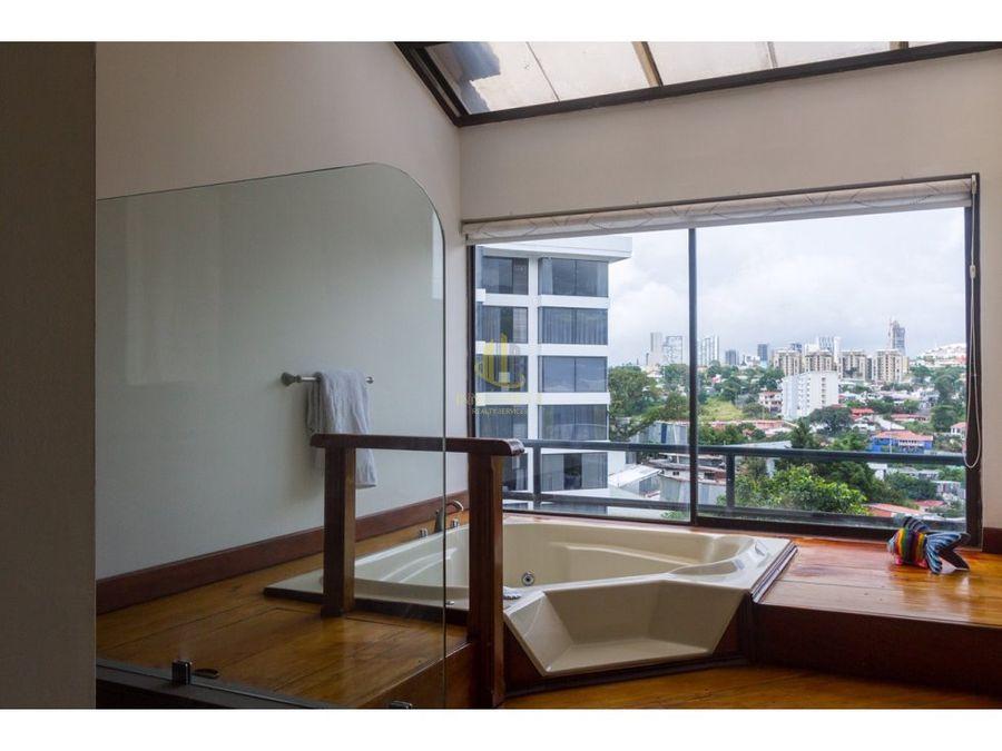 penthouse con bella vista en venta escazu precio reducido ganga