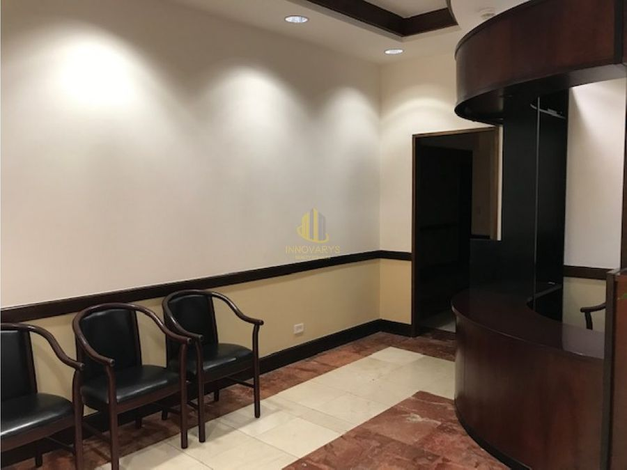 plaza roble oficina de 156 m2 en venta