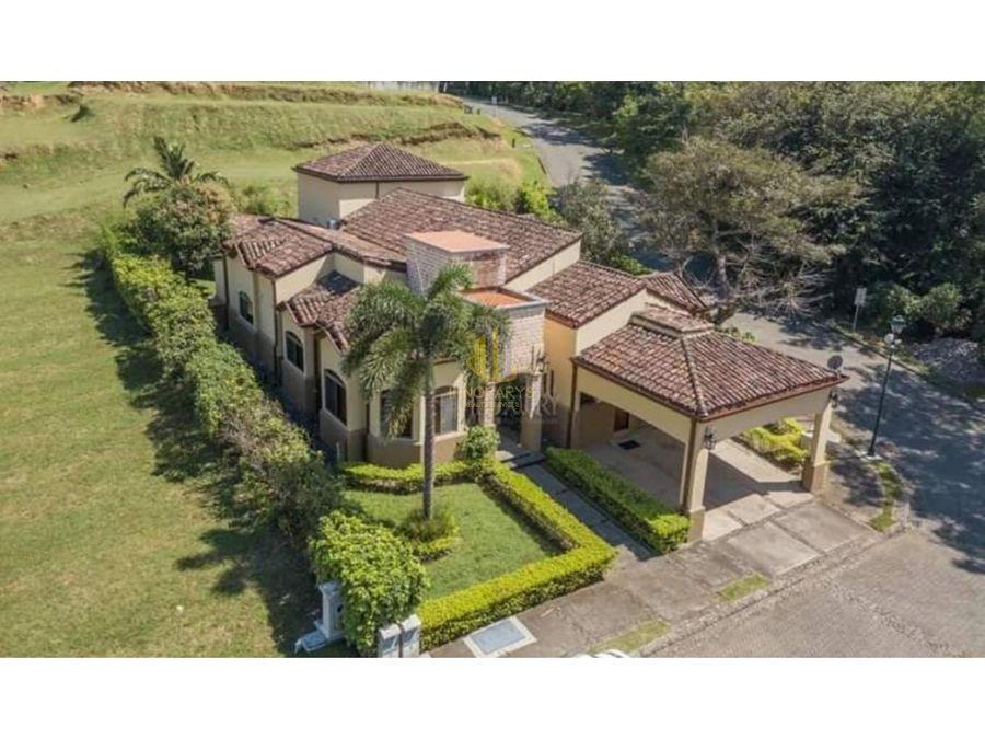 elegante casa en condominio brasil de mora precio de oportunidad