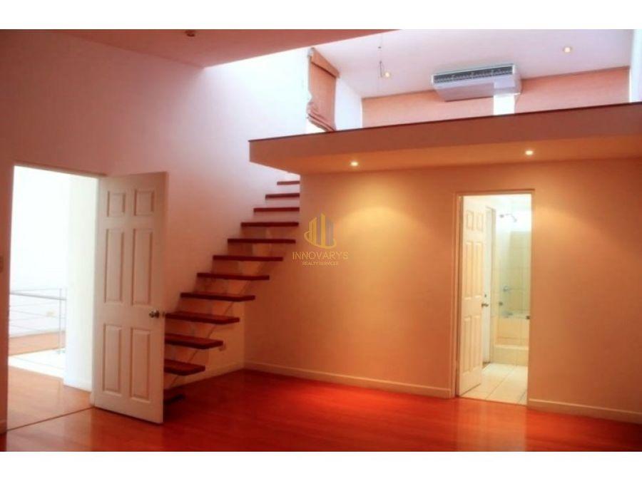 alquiler de condominio con linea blanca guachipelin