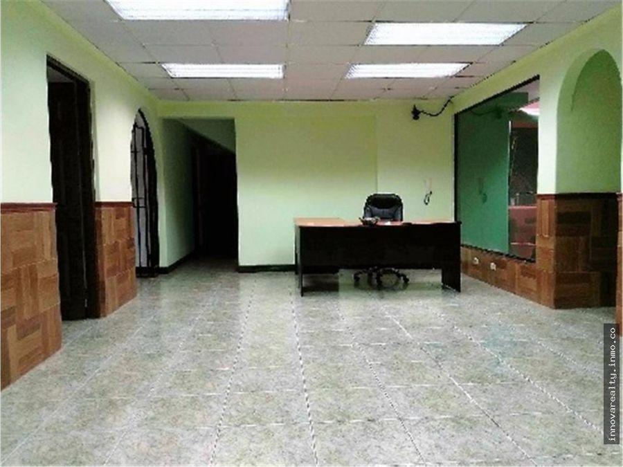 venta de edificio para oficinas rohrmoser