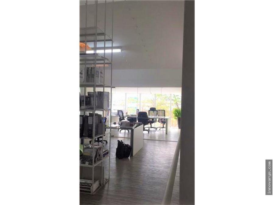 en alquiler oficina de 430 m2 santa ana